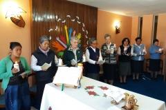 2. Celebrazione conclusiva a Quito-Las Casas