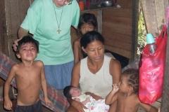 Con famiglie povere