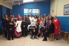 Le due comunità di Bogotà e amici